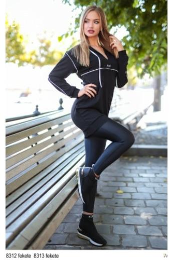 Bebe leggings fekete-fekete