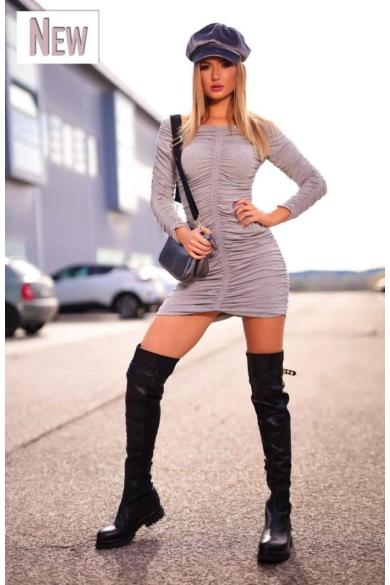 ITALY húzott ruha
