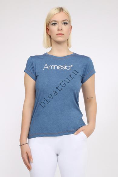 AMNESIA Poppy farmer színű felső kék