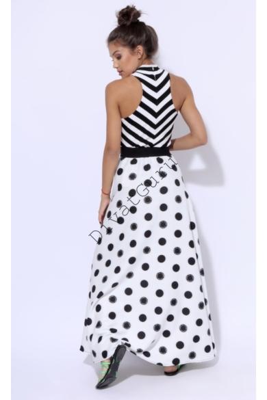 AMNESIA zebra szoknya